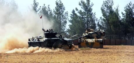 Turks offensief in door IS bezette Syrische grensplaats