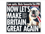 Ook Britse media zijn verdeeld over uitkomst Brexit