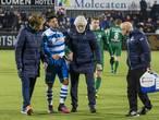 Knieblessure Karagounis (PEC Zwolle) valt mee