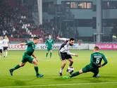 Barazite helpt FC Utrecht in extremis naar derde ronde