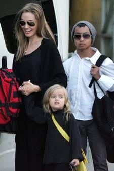 'Breuk Brangelina vanwege VN-ambities Jolie'