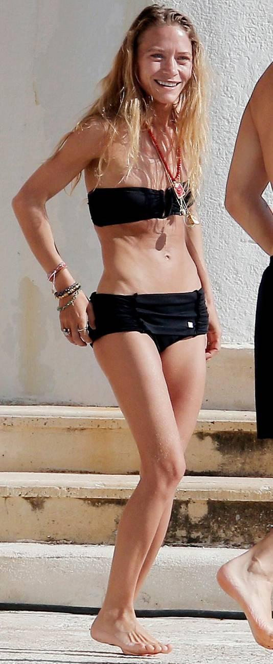 Mary-Kate Olsen Is 30 Maar Heeft 'Het Lichaam Van Iemand Van 12.'