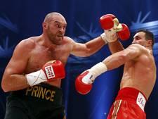 Boksgevecht tussen Fury en Klitsjko weer uitgesteld