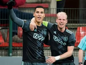 Groepswinnaar Ajax ontloopt Spurs en Zenit, zware dobber AZ
