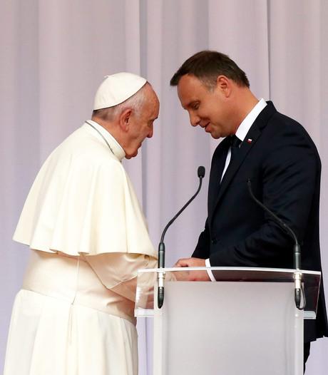 Paus Franciscus: Dit is geen oorlog van godsdiensten