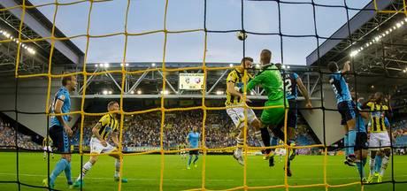 Dominant Vitesse kan ook tegen Utrecht niet winnen in Gelredome