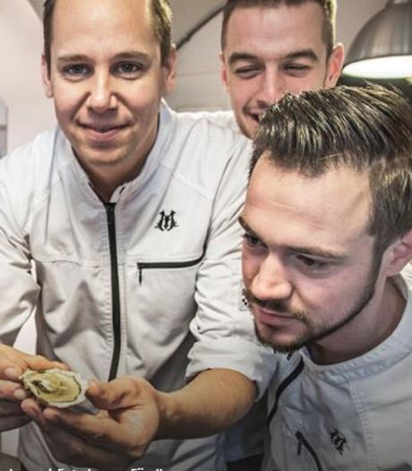 Tilburgse koks vinden parel in oester