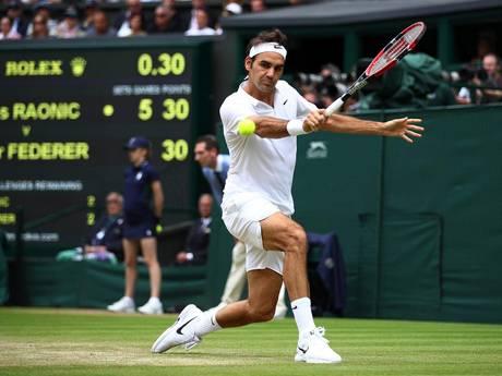 Geblesseerde Roger Federer mist Spelen en rest van seizoen
