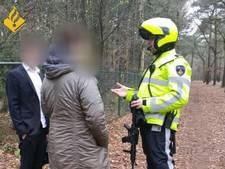 Man met kalasjnikov in Nuenen blijkt jongen met 'schoolopdracht'