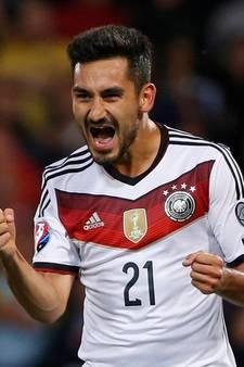 Gündogan na jaar terug in Duitse selectie
