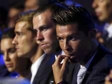 Ronaldo verkozen tot beste speler in Europa