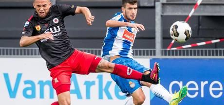 Excelsior krijgt 'harde les' van Espanyol