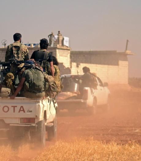 Actie extremisten in Iraakse stad Kirkuk