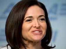 Sheryl Sandberg: Facebook-nepnieuws hielp Trump niet