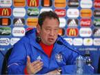 Sloetski stopt definitief als bondscoach van Rusland