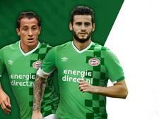 PSV presenteert derde shirt voor Champions League