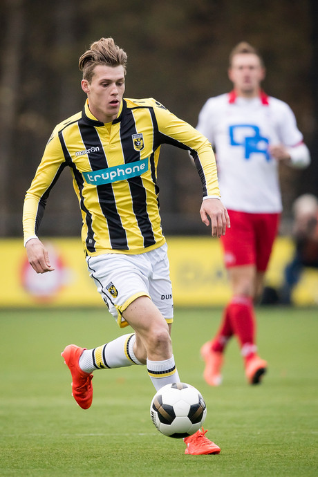 Surprise bij Vitesse: Calor in basis tegen FC Groningen