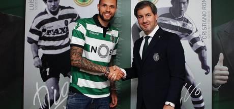 Sporting Portugal strikt na Dost ook Castaignos