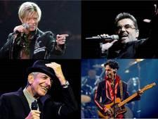 2016: 'Het jaar dat de muziek stierf'