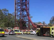 Vier doden na horror-ongeluk in Dreamworld Australië