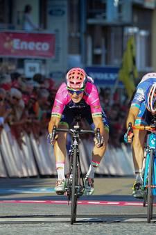 Pibernik verrassende winnaar zesde etappe Eneco Tour