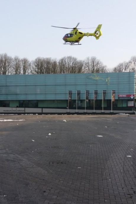 Vrouw loopt ernstige hoofdwond op na val in centrum Nijmegen