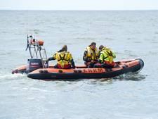 Zoekactie naar 'vermiste zwemmer' Egmond aan Zee