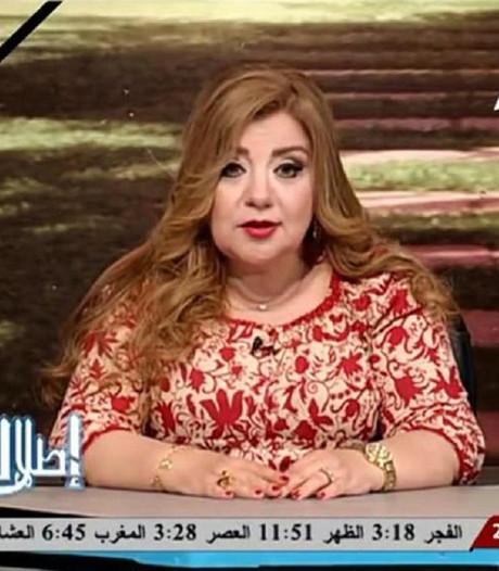 Presentatrices Egypte geschorst: gaat u maar thuis afvallen