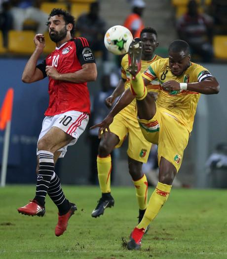 Egypte en Mali blijven steken op bloedeloze 0-0