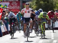 Van Genechten wint zevende etappe Vuelta