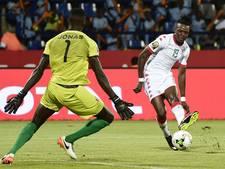 Ajacied Traoré helpt Burkina Faso naar kwartfinale Afrika Cup