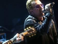 U2 geeft tweede concert in Amsterdam Arena