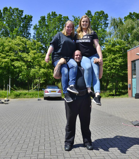 Sterkste krachtpatser van Nederland leeft voor passie