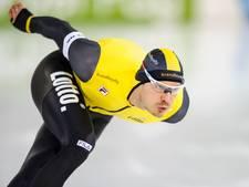 Otterspeer wint 1000m, Ronald Mulder pakt leiding
