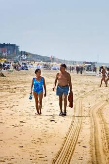 Zomerdag zorgt voor files richting het strand