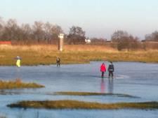 Ook natuurijs in Veenendaal