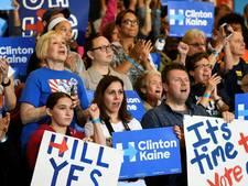 Hoofdkwartier Clinton ontruimd om poederbrief