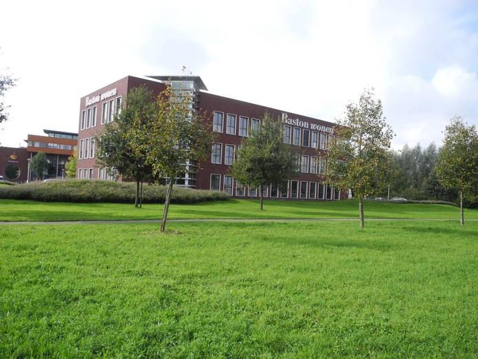 Het kantoor van Baston Wonen langs de A12 bij Zevenaar.