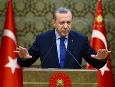 Voorstel versterking macht Turkse president Erdogan