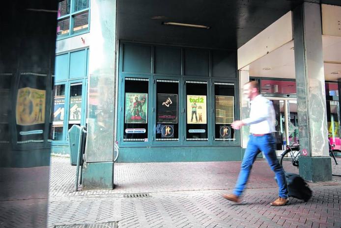 Vue Arnhem, beter bekend als de 'Blikken Bioscoop'.