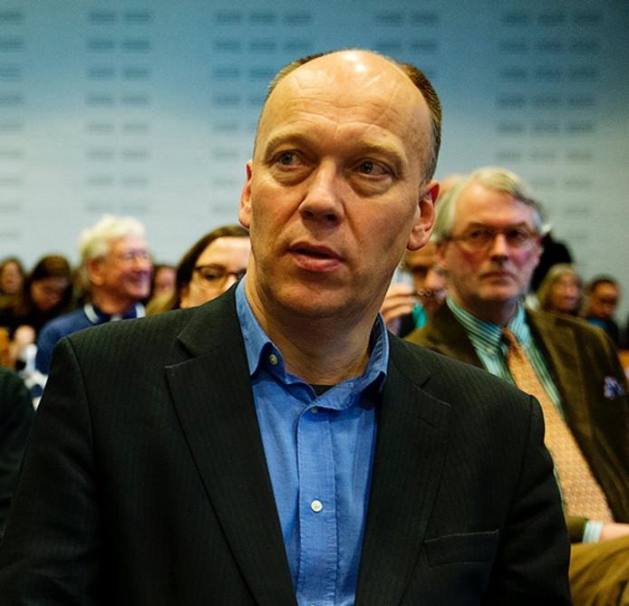 Geert Ritsema is de nieuwe wethouder voor de SP in Arnhem.