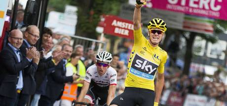 Froome troeft Mollema af in Surhuisterveen