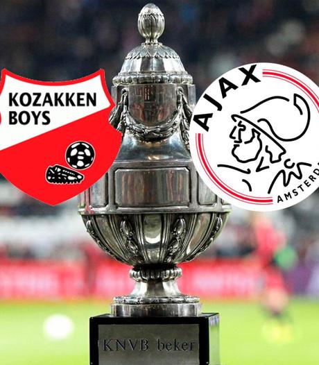Kozakken Boys - Ajax