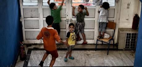 Tsipras: 800 extra leerkrachten voor migrantenkinderen