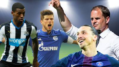 Transfernieuws   TT: 'Fener' bevestigt interesse in Van der Wiel, Palace wil Benteke