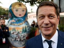 Olympische vlucht Russen vertraagd door mascotte