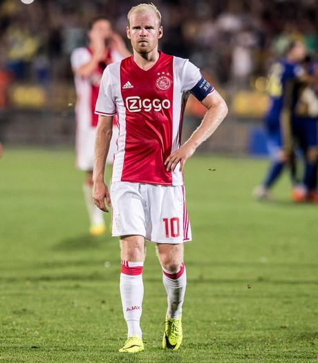 Stats achter onthutsend Ajax doen ook aan pijn aan ogen
