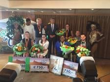 Regionale Paralympiërs in het zonnetje gezet