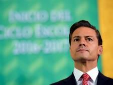 Donald Trump brengt bezoek aan Mexicaanse president