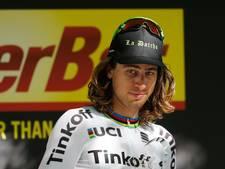 Sagan: Ik haal geen voldoening uit wielrennen